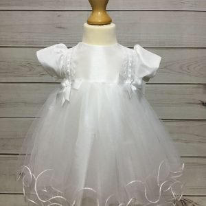 Holly Christening dress white 4