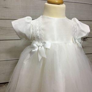 Holly Christening dress white 5