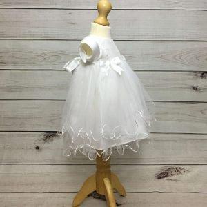 Holly Christening dress white 8