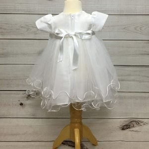 Holly Christening dress white 9