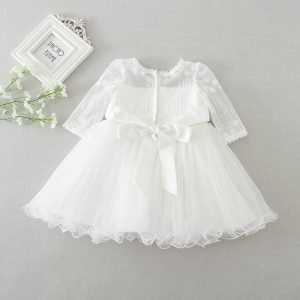 Jane christening dress baby girls 1