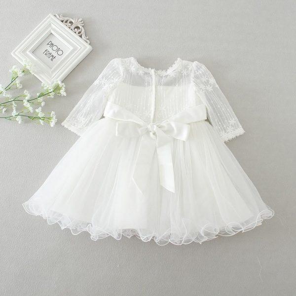 Jane christening dress baby girls 1
