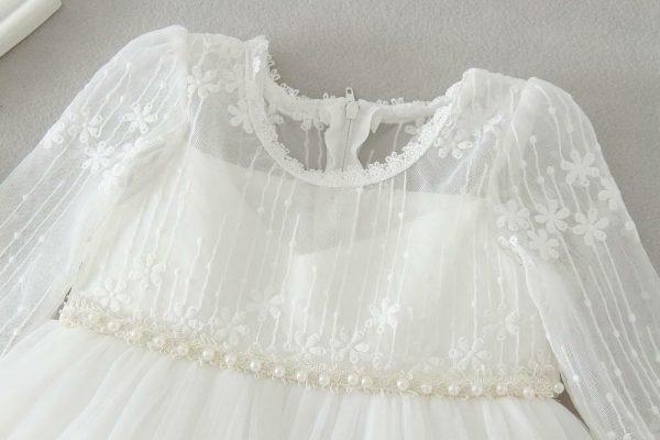 Jane christening dress baby girls 3