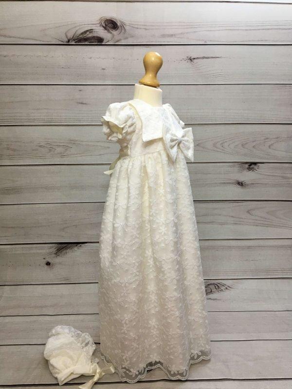 Juliette Ivory Lace Dress 2