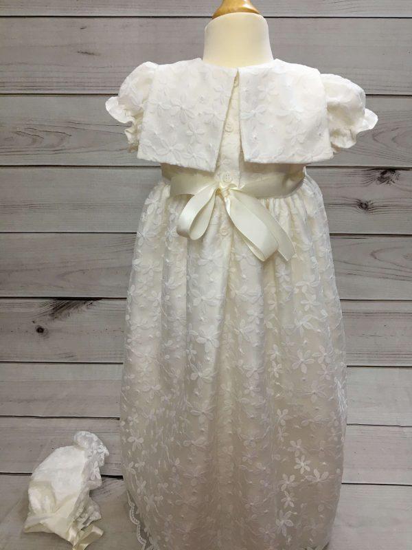 Juliette Ivory Lace Dress 3