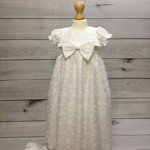 Juliette Ivory Lace Dress
