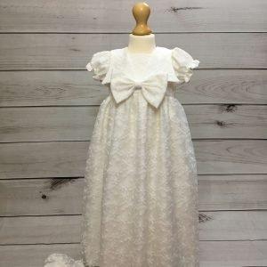 Juliette Ivory Lace Dress