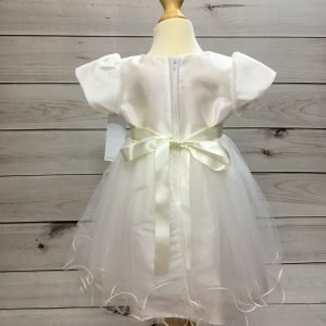 Lucy Ivory Christening Dress 2