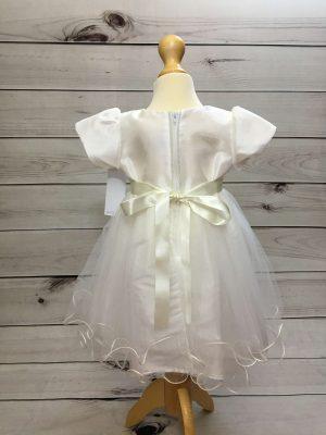 Lucy Ivory Christening Dress 2