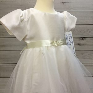 Lucy Ivory Christening Dress 3