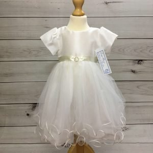 Lucy Ivory Christening Dress