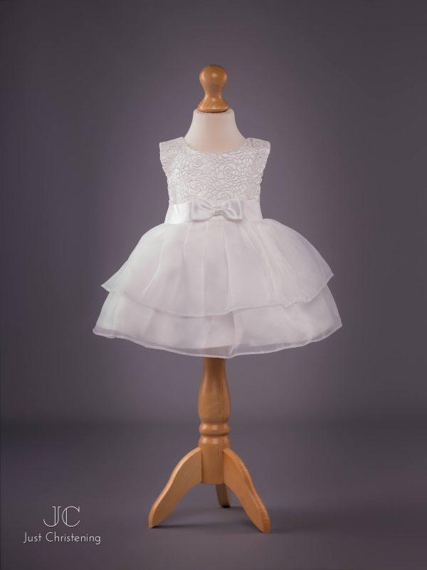 Sophie Christening Dress in Ivory