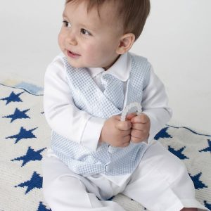 full christening suit