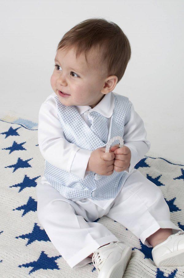full christening suit