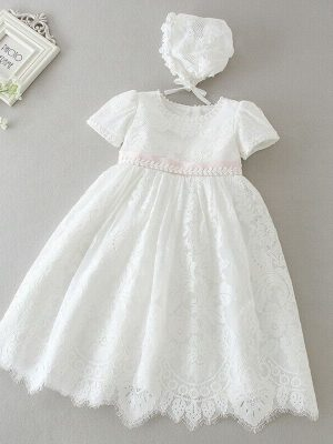 michelle christening dress for baby girls 1