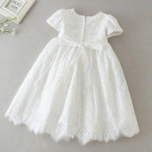 michelle christening dress for baby girls 2