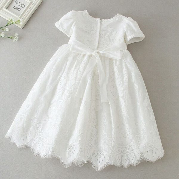 michelle christening dress for baby girls 2