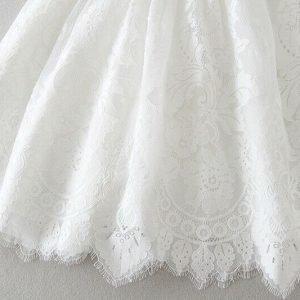 michelle christening dress for baby girls 3