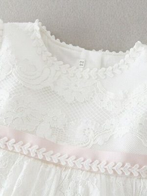 michelle christening dress for baby girls 5