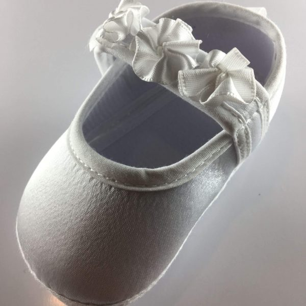 Baby Girls Flower Strap First Shoes single