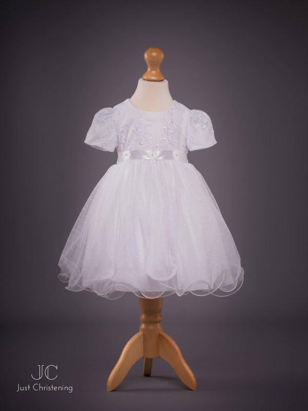 isabelle white christening dress
