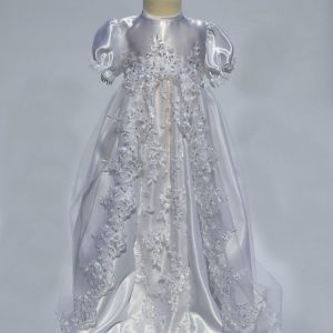 lauren girls christening gown