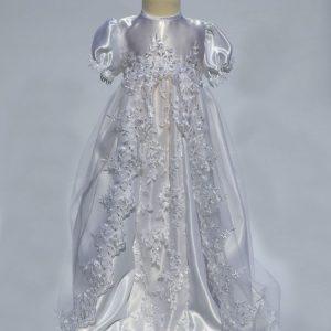 lauren girls christening gown