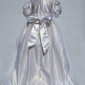 lauren christening gown back