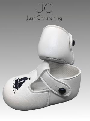 boys white sailor christening shoes2
